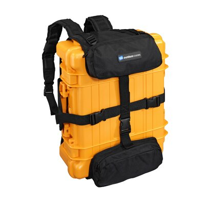 B&W Back Pack System For Type 50 Outdoor Case