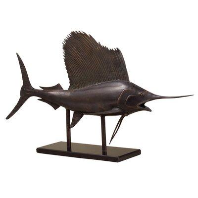 SPI Home Museum Sailfish Figurine