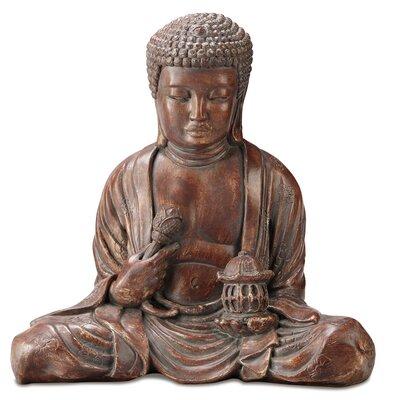 SPI Home Small Buddha Garden Statue