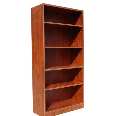 """Boss Office Products 65"""" Standard Bookcase"""