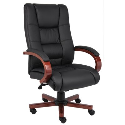 Boss Office Products High Back Executive Chair