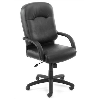 Boss Office Products Care-soft High-Back Executive Chair