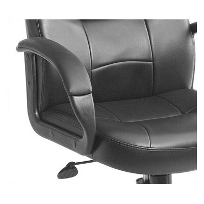 Boss Office Products Leather High Back Executive Chair