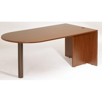 Boss Office Products Bullet Writing Desk