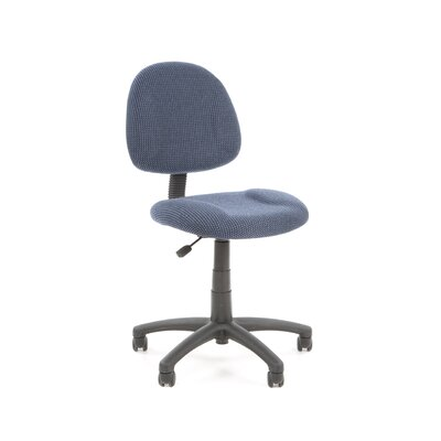Boss Office Products Adjustable Low-Back Office Chair