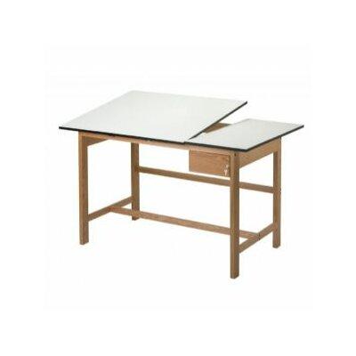 Alvin and Co. Titan II Melamine Drafting Table