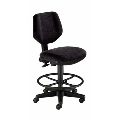Alvin and Co. Backrest Comfort Classic Deluxe Drafting Chair