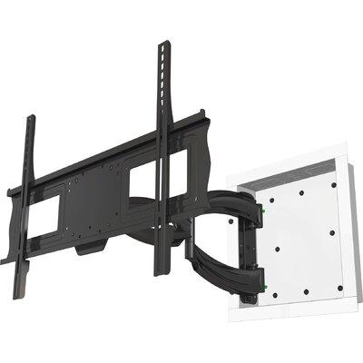 "Crimson AV VersaFit Compatible Articulating Arm/Tilt Universal In Wall Mount for 37"" - 63"" Screens"