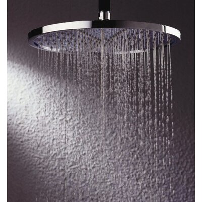 Zale Round Ceiling Shower Head Product Photo