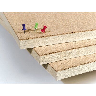 """Best-Rite® 1/4"""" Unmounted Natural Cork-Cut to Size"""
