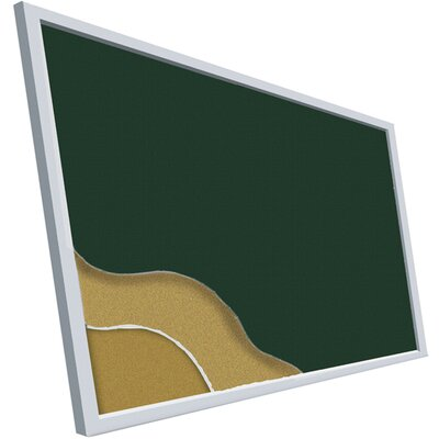 Best-Rite® Wall Mounted Bulletin Board