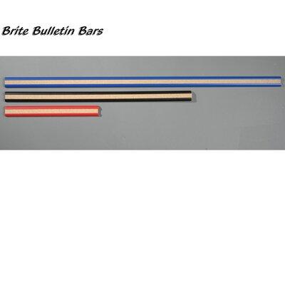 Best-Rite® Brite Bulletin Bars (Carton of 12)