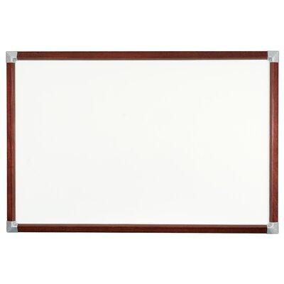 Best-Rite® Elan Trim Wall Mounted Whiteboard
