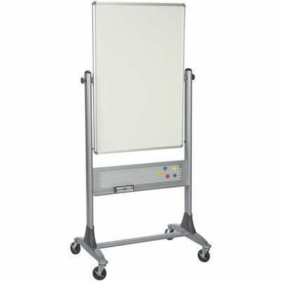 Best-Rite® Dura-Rite Two Sided Reversible Free Standing Whiteboard