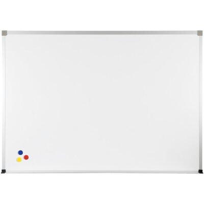 Best-Rite® Magne-Rite Slim Trim Wall Mounted Whiteboard