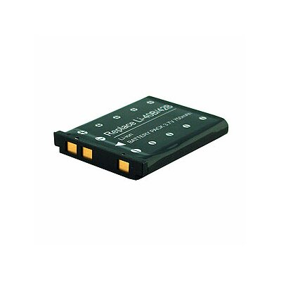 Denaq New 750mAh Rechargeable Battery for OLYMPUS Cameras