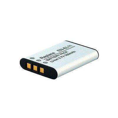 Denaq New 500mAh Rechargeable Battery for NIKON / OLYMPUS / PENTAX / RICOH / SANYO Cameras
