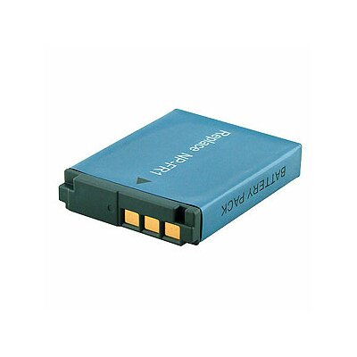 Denaq New 900mAh Rechargeable Battery for SONY Cyber-shot Cameras