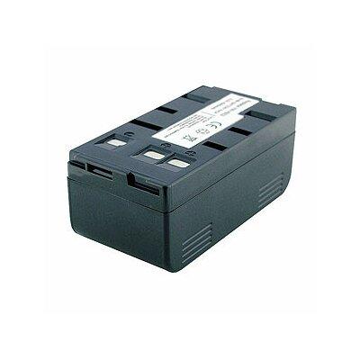 Denaq New 4200mAh Rechargeable Battery for JVC/ PANASONIC Cameras