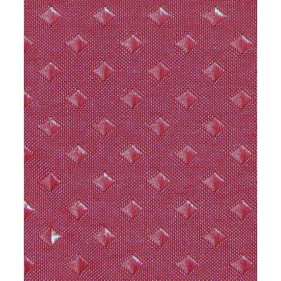 Carnation Home Fashions Lauren Dobby Shower Curtain