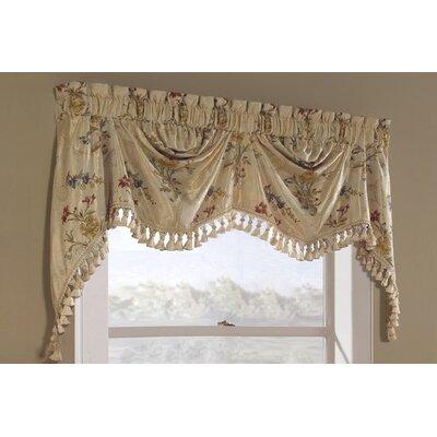 "Jewel Austrian 108"" Curtain Valance Product Photo"