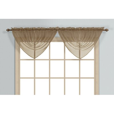 """Monte Carlo Waterfall 60"""" Curtain Valance Product Photo"""