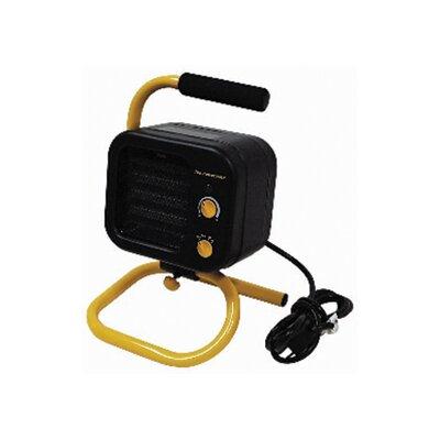 TPI 1,500 Watt Portable Electric Fan Compact Heater