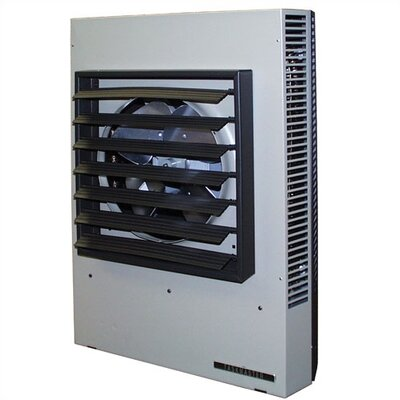TPI 238,900 BTU Wall Insert Electric Fan Heater with Thermostat