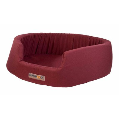 Dreamer Bolster Dog Bed by AlphaPooch