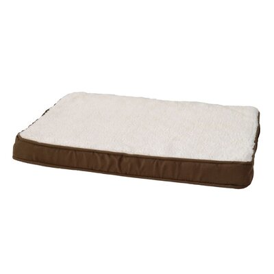 Alphapooch Lounger Orthopedic Coco Dog Bed