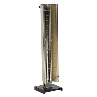 15,359 BTU Portable Electric Infrared Tower Heater by Fostoria