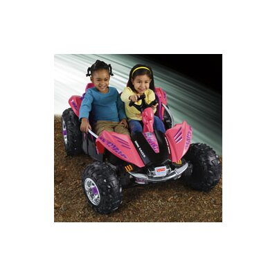 Power Wheels® 12V Battery Powered Girl Dune Racer by Fisher-Price