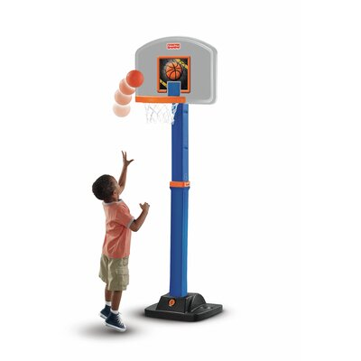 Grow-to-Pro Basketball Hoop by Fisher-Price