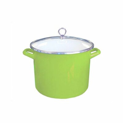 Calypso Basics 8-qt. Stock Pot with Lid by Reston Lloyd