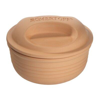 Romertopf 2-qt. Round Dutch Oven by Reston Lloyd