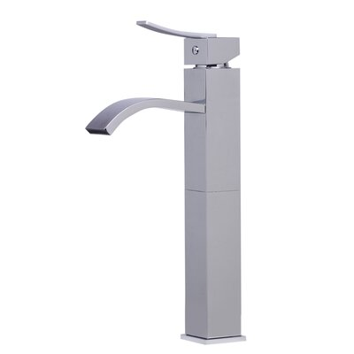 Single Handle Bathroom Faucet Product Photo