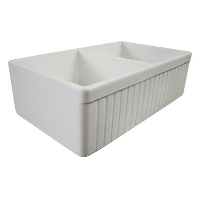 Farmhouse Sink With Divider : ... .75