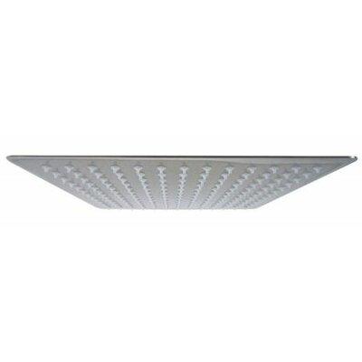 "12"" Ultra Thin Square Rain Shower Head Product Photo"