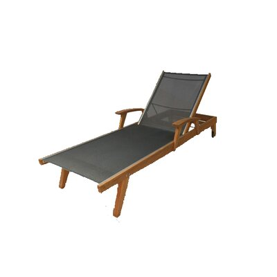 Bayhead Chaise Lounge by CO9 Design