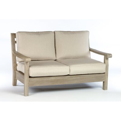 Jackson Loveseat with Cushions by CO9 Design