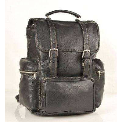 Large Travel Backpack by Aston Leather