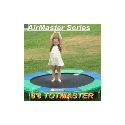 6' Round Totmaster Trampoline Product Photo