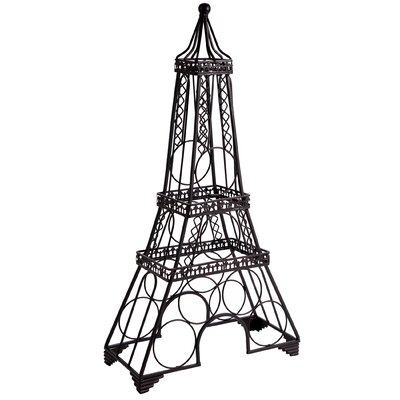 Eiffel Tower 6 Bottle Wine Rack by Home Essentials and Beyond