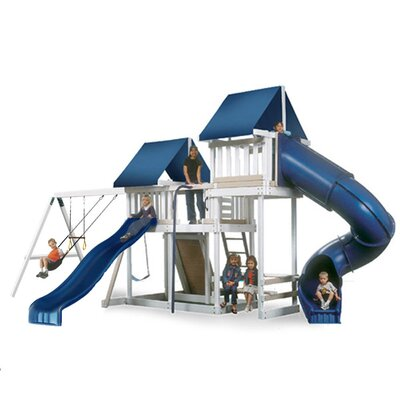 Congo Monkey White and Sand Playsystem 3 Product Photo
