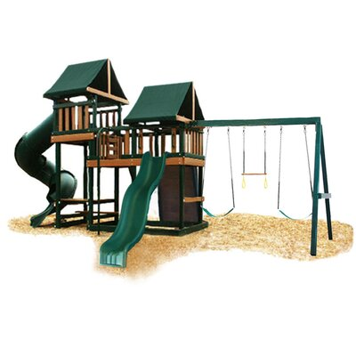 Congo Monkey Green and Cedar Playsystem 3 Product Photo