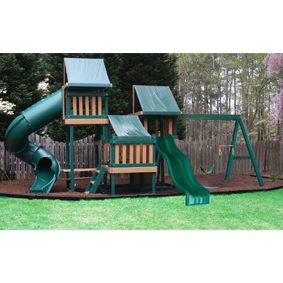 Congo Monkey Green and Cedar Playsystem 4 Product Photo