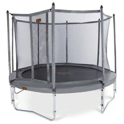 JumpFree Proline 14' Round Trampoline with Safety Enclosure Product Photo
