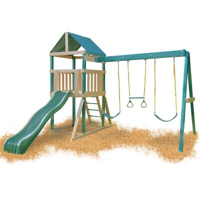 Congo Safari Play System Swing Set Product Photo