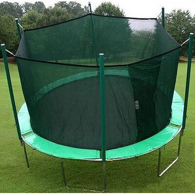 13.5 ft. Round Trampoline with Enclosure Product Photo