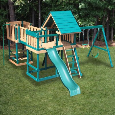 Congo Monkey Play System Swing set Product Photo